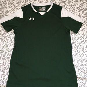 UnderArmor- Kids workout T-shirt Dri-Fit